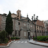 Monasterio de las Descalzas Reales.  A very fancy convent for Royal Nuns.