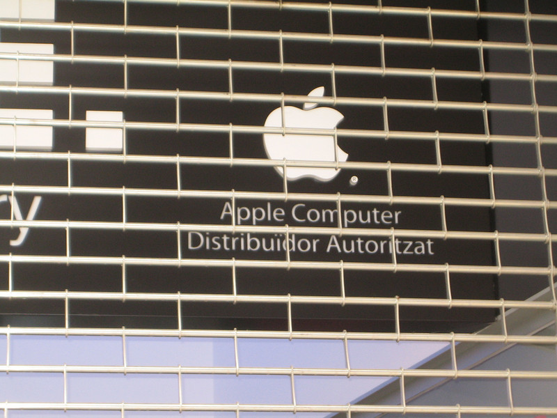 Another authorized Apple reseller.  I took this for Jared.