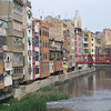 Girona was a great town.  Very old and very awesome.  Houses right on the river.