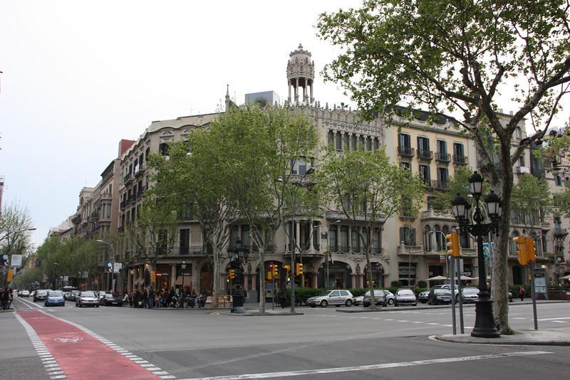 Casa Lleo Morera - another crazy building in Barcelona.
