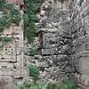 More Roman walls.