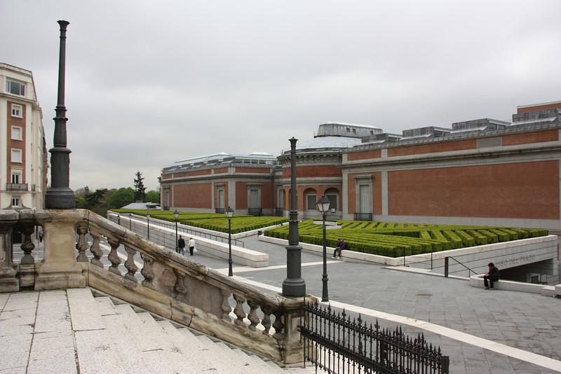 The Prado.
