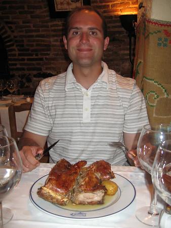 Spain August 12th-17th 2006