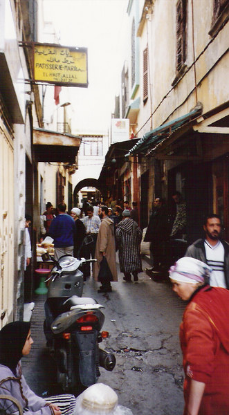 Spain, Gibralter & Morocco - November 2000