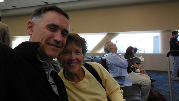 Bob & Patty in Spain, April 2013