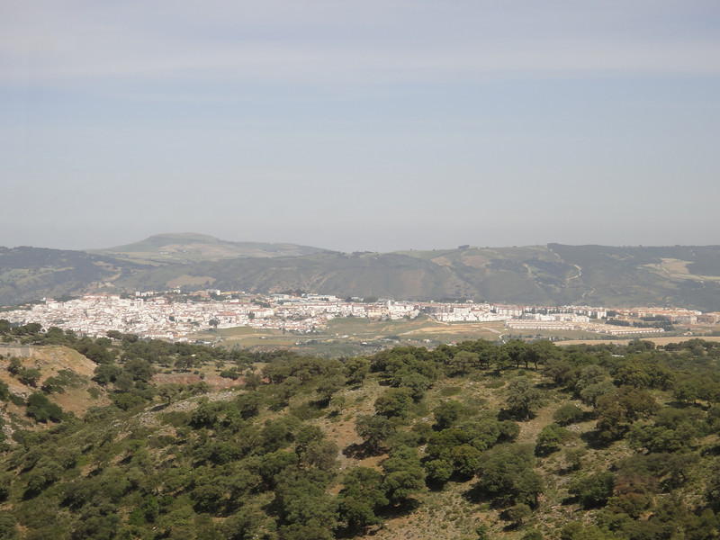 Another white-washed spanish town