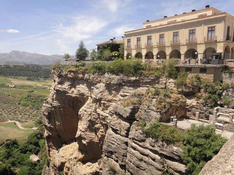 Ronda - canyon/gorge