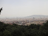 Barcelona - view from Park Guell