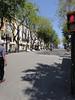 Tarragona main street