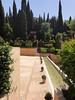 Granada - The Alhambra gardens