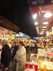 Barcelona - market near our hotel