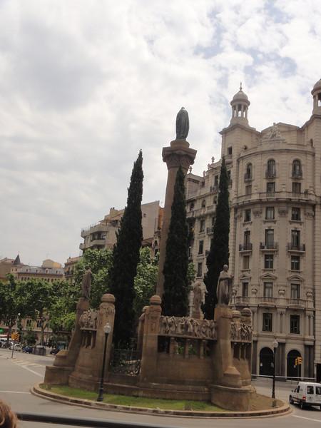 Barcelona -architecture