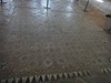 The Alhambra palace - original tile floor from 1753