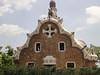 Barcelona - Antoni Gaudi architecture - Park Guell