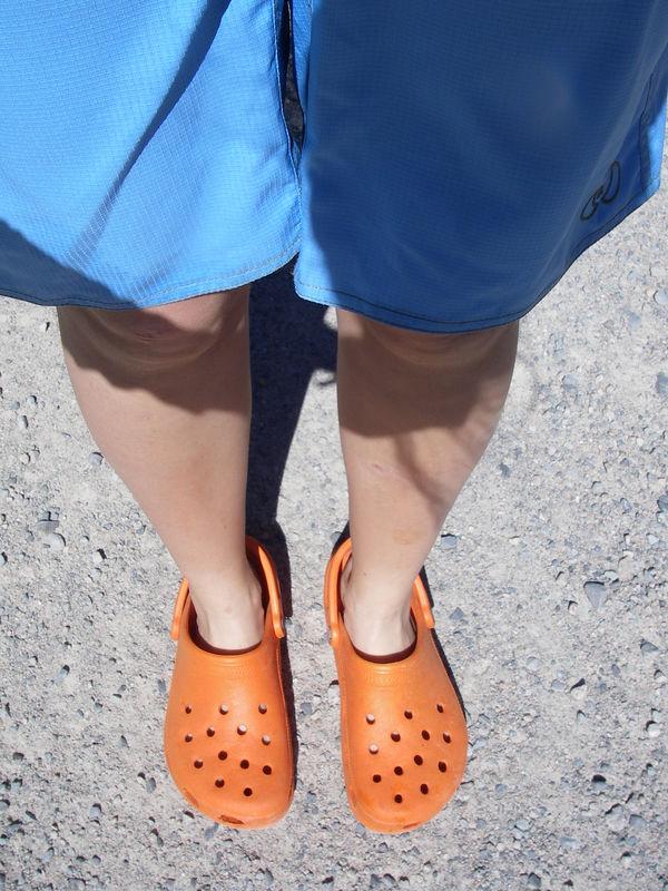 Love the Crocs!!!!