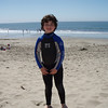 Wetsuit on, ready for waves!