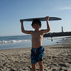 Harbor Beach skim boarding