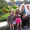 Grammy & Grampy with their kiddos at Sea World.