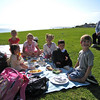 Beautiful day, breathtaking scenery, friends that are like family...what a perfect day for a picnic!