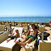 Zane & Lee. Surf & Sand Resort, Laguna Beach, CA