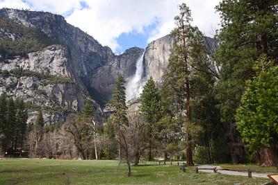 Spring Break in Yosemite 4/2009