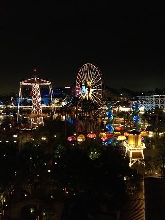 Disneyland with Kim - 2013