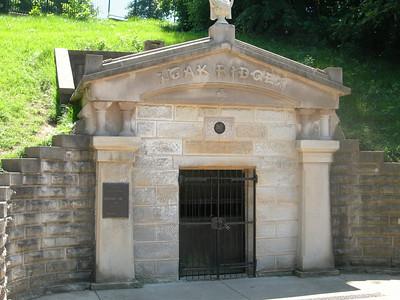 Lincoln Tomb, Springfield, IL