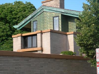 Dana-Thomas House (designed by Frank Lloyd Wright), Springfield, IL