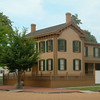 Lincoln Home and surrounding area, Springfield IL