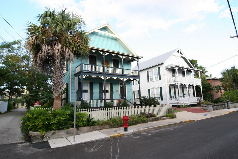 St Augustine - the nations oldest city