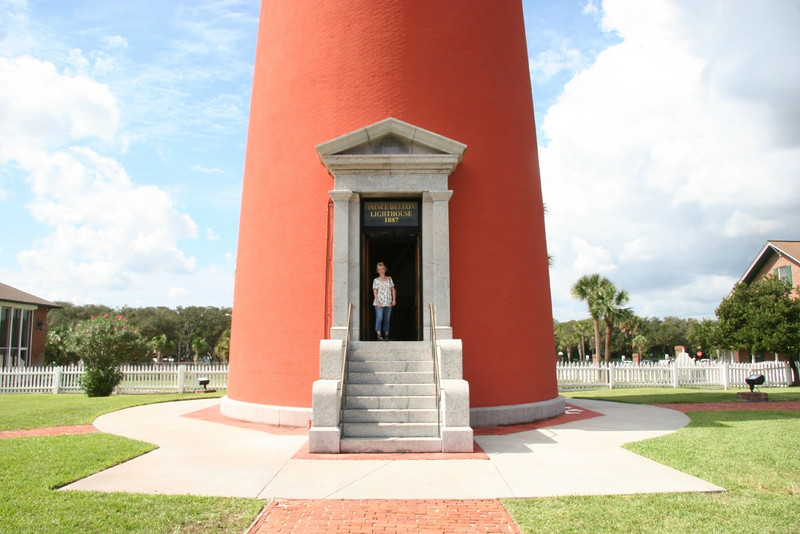 Ponce de Leon Inlet Light Station was built in 1887