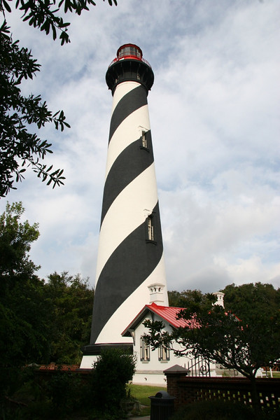 Lighthouse, St Augustine
