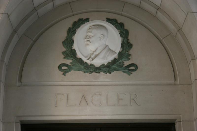 Flagler Grave