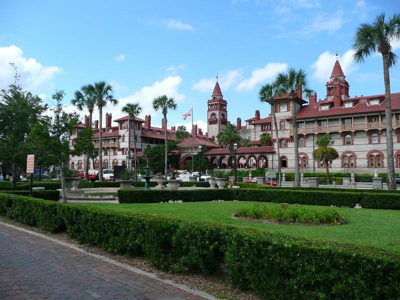 Flagler College - Former Ponce De Leon Hotel