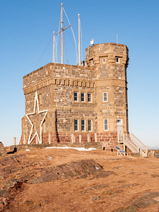 Cabot Tower - St. John's, Newfoundland