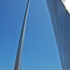 The St. Louis Arch.