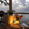 Sunset Dinner @ Sandals Halcyon
