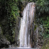 Waterfall used in Romancing the Stone
