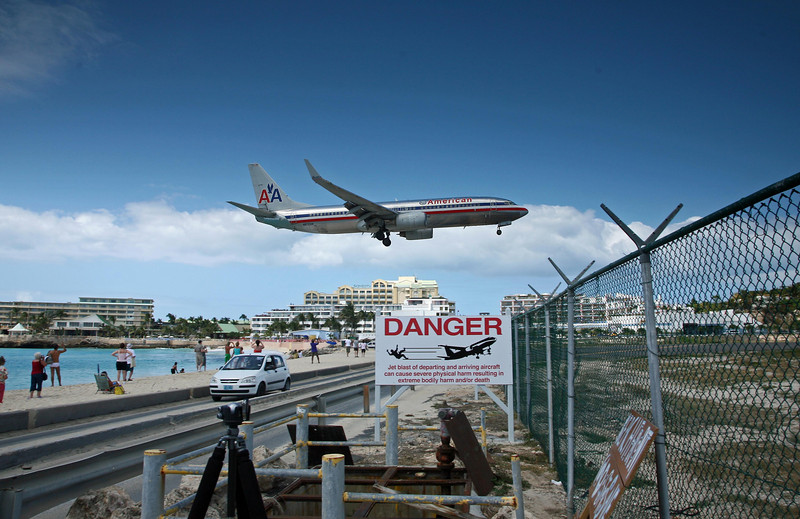 Airport: SXM 09