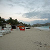 Orient Beach, early AM: SXM.09