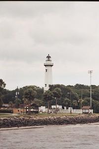 St. Simons Light house.