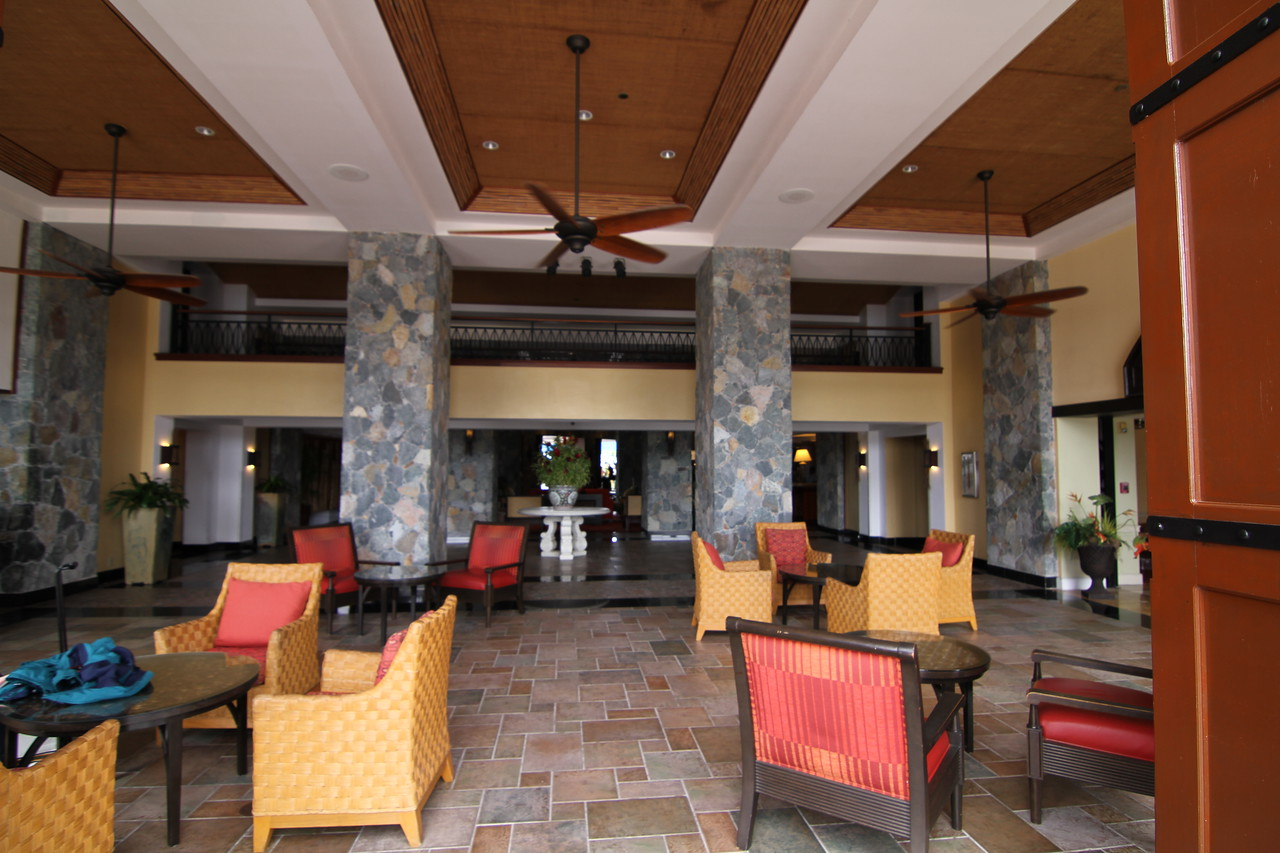First view of Lobby