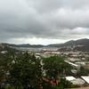 Pouring down rain :(