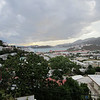 Bad day to be on a cruise in St. Thomas...