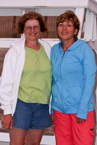 Linda and Diane