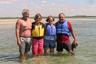 Champagne Island Kayaking