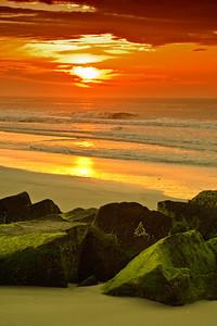 Stone Harbor at dawn