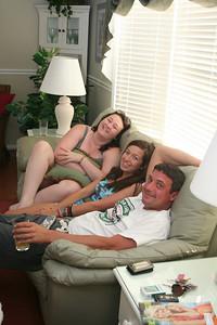 Sam, Sara and Brian
