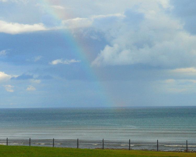 Rainbow at Slieve Donard