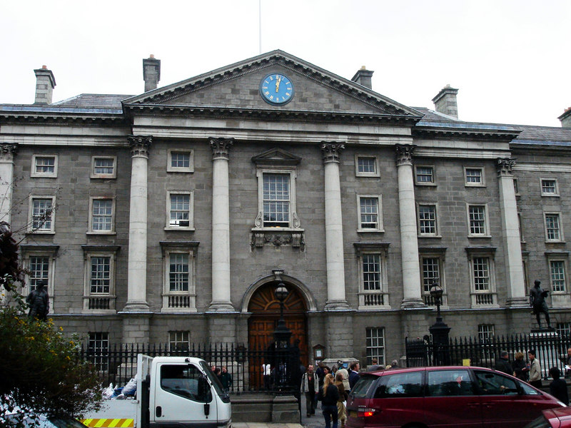 Trinity Front Gate